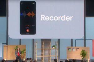 Ứng dụng mới của Google phiên âm thời gian thực, không cần mạng