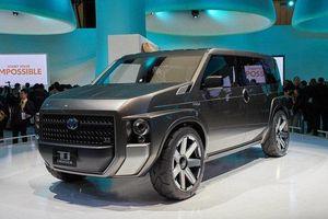 Toyota đưa SUV hybrid TJ Cruiser về thị trường Việt Nam