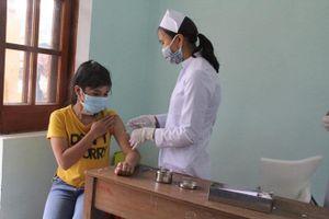 Quảng Ngãi: Lại xuất hiện trường hợp mắc bệnh bạch hầu