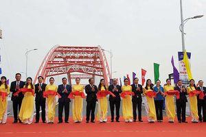 Thủ tướng dự lễ thông xe cầu Hoàng Văn Thụ, Hải Phòng