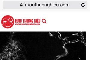 'Sờ gáy' hàng loạt website chui, bán hàng dỏm
