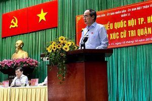 TP Hồ Chí Minh quyết liệt đấu tranh chống tham nhũng