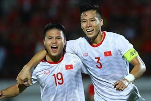 Hạ Indonesia, tuyển Việt Nam thăng tiến trên bảng xếp hạng FIFA