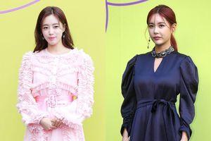 T-ara và dàn mỹ nhân Hàn diện đồ kém sang tại Seoul Fashion Week