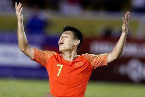 'Tuyển Trung Quốc có trận đấu đáng xấu hổ trước Philippines'