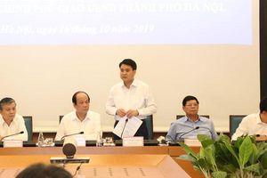 Hà Nội đã hoàn thành hơn 1000 nhiệm vụ Chính phủ, Thủ tướng giao