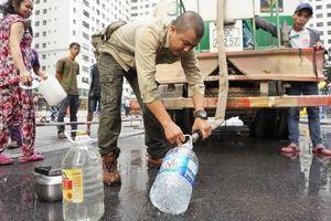 Đã tìm ra nguyên nhân khiến nước sạch cấp cho cư dân HH Linh Đàm có mùi tanh