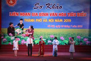 Hà Nội đẩy mạnh phong trào xây dựng mô hình 'Gia đình văn hóa', 'Làng văn hóa', 'Tổ dân phố văn hóa'