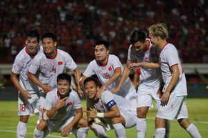 Khoảnh khắc ấn tượng trong trận thắng đội tuyển Việt Nam trước Indonesia