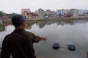 Vụ 2 cháu bé tử vong do đuối nước: Xót xa khoảng khắc thuyền bị lật