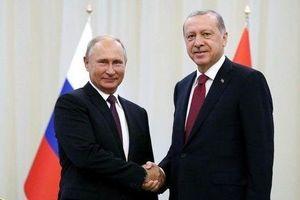 Điện Kremlin xác nhận Tổng thống Thổ Nhĩ Kỳ sắp thăm Nga