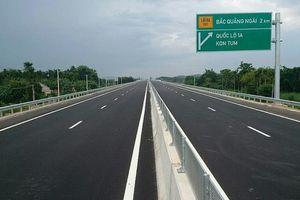 Nhanh chóng khắc phục tồn tại để triển khai thu phí đường cao tốc Đà Nẵng - Quảng Ngãi