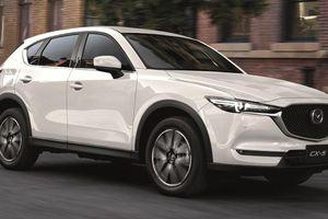 Mazda CX-5 mới với động cơ 2.5L tăng áp đến thị trường Thái Lan