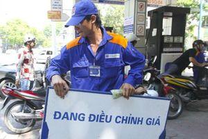 Giá xăng dầu đồng loạt giảm sâu tới 2.103 đồng