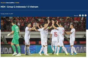 HLV Park Hang Seo ca ngợi các học trò sau đại thắng Indonesia
