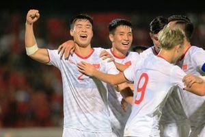 Hạ Indonesia, Việt Nam tiếp tục thăng tiến trên bảng xếp hạng
