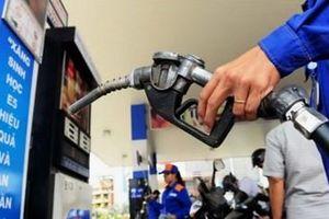 Điều chỉnh giảm giá bán xăng dầu từ 15 giờ chiều nay