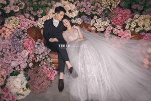 HOT: Đông Nhi - Ông Cao Thắng tung trọn bộ ảnh cưới đẹp long lanh