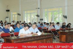 Cập nhập kiến thức cho gần 80 cán bộ diện BTV Tỉnh ủy Hà Tĩnh quản lý