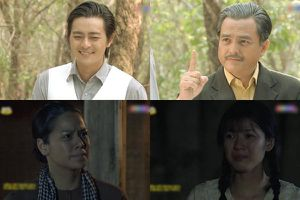 Nhật Kim Anh tát con gái vì yêu cậu chủ trong tập 38 'Tiếng Sét Trong Mưa'