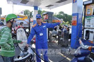 Xăng, dầu đồng loạt giảm giá từ chiều 16/10