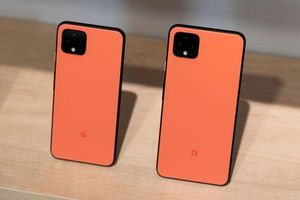 Google Pixel 4, Pixel 4 XL ra mắt: Chip S855, RAM 6 GB, camera kép, tần số quét màn hình 90 Hz