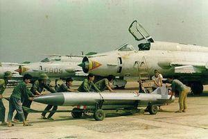 Loại tên lửa có tầm bắn xa nhất trong biên chế Không quân Việt Nam