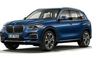 Bảng giá xe BMW tháng 10/2019
