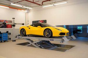 Ferrari chỉ chính thức cung cấp dịch vụ, chưa bán xe tại Việt Nam