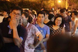 Hà Nội: 'Cháy máy' vì tiếp nhận 2000 cuộc gọi xin cấp nước sạch