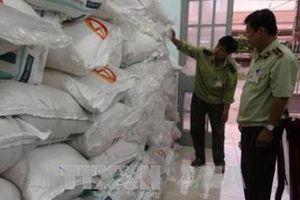 Phú Yên siết chặt quản lý kinh doanh mặt hàng đường dịp cuối năm