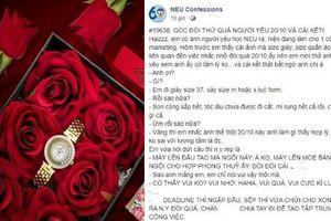 Thử đòi quà ngày 20/10, cô gái nhận cái kết bất ngờ từ người yêu khiến dân mạng 'dở khóc dở cười'