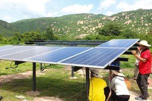 Giá điện mặt trời: Từ thị trường màu mỡ đến nguy cơ trắng tay