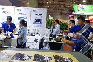 Hơn 600 gian hàng giới thiệu sản phẩm, công nghệ mới tại VietnamPrintPack 2019