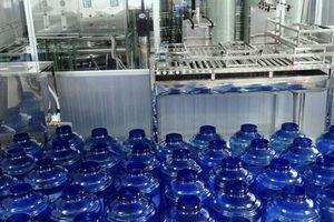 Tăng cường quản lý nước đóng chai, đóng bình tránh tăng giá bất hợp lý