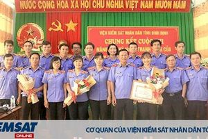 VKSND tỉnh Bình Định tổ chức cuộc thi 'Nâng cao chất lượng, kỹ năng tranh tụng của KSV tại phiên tòa hình sự'