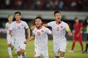 Hai pha bóng đáng tiếc nhất trận thắng Indonesia