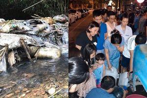 Hà Nội, nước sinh hoạt bốc mùi: Chính quyền phải ở đó khi dân cần nhất