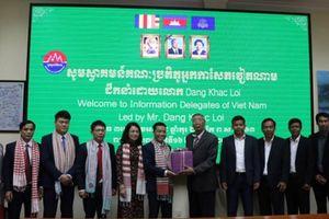 Thúc đẩy hợp tác trong lĩnh vực truyền thông giữa Việt Nam và Campuchia