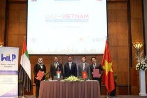 Mở ra nhiều cơ hội hợp tác thương mại, đầu tư giữa Việt Nam và UAE