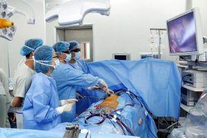 Bệnh viện E thành lập Chi hội Tuần hoàn ngoài cơ thể và Phẫu thuật lồng ngực
