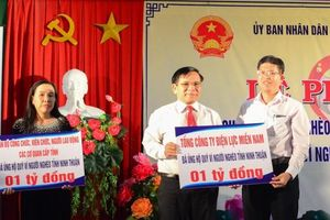 Ninh Thuận phát động Tháng cao điểm 'Vì người nghèo' năm 2019