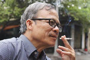 Thầy Hà Văn Thịnh, tác giả 'Tro và lửa lạnh' qua đời ở tuổi 64