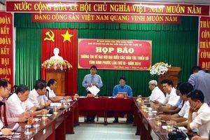 Bình Phước tổ chức đại hội đại biểu các dân tộc thiểu số
