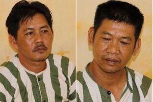 Cảnh sát tạm giữ hình sự hai nghi can đá gà ăn tiền