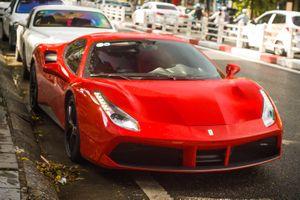 Ngắm Ferrari 488 GTB của Tuấn Hưng sau một năm gặp tai nạn