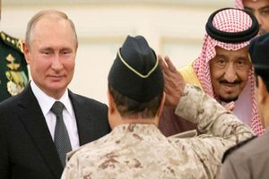 Ông Putin giúp Nga khẳng định tầm ảnh hưởng tại Trung Đông