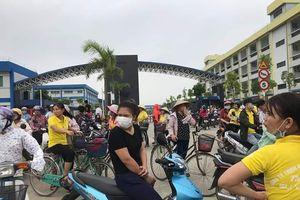 Nghi bị ngộ độc khí, hàng chục công nhân phải nhập viện