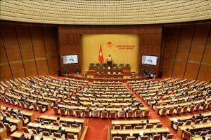 Những nội dung chính Kỳ họp thứ 8 Quốc hội khóa XIV khai mạc đầu tuần sau