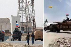 Thổ mạnh tay, Syria nhẹ nhàng tiếp quản Raqqa-Aleppo-Hasakah